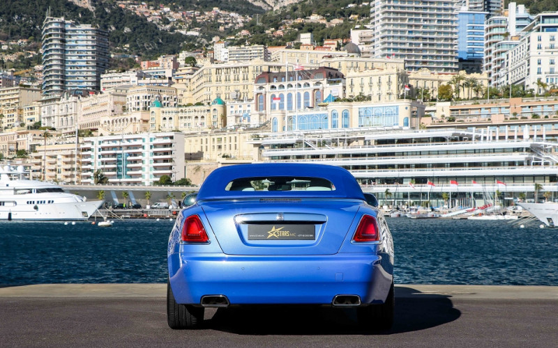 Photo 5 de l'offre de ROLLS-ROYCE DAWN V12 6.6 571CH à 300000€ chez Stars Monte Carlo