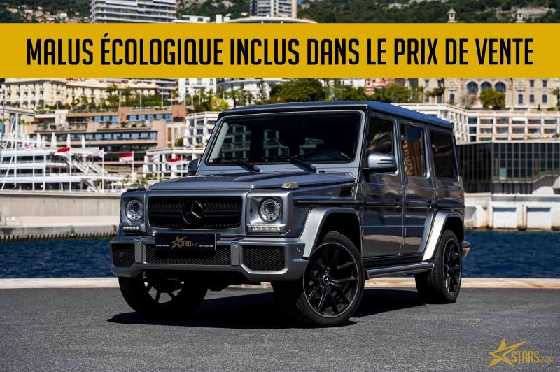 Photo 1 de l'offre de MERCEDES-BENZ CLASSE G 350 BLUETEC BREAK LONG 7G-TRONIC + à 71000€ chez Stars Monte Carlo