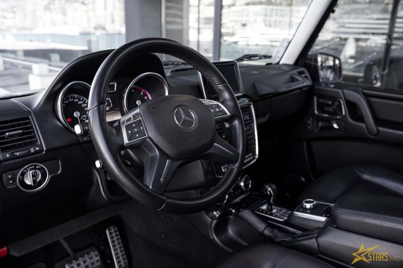 Photo 9 de l'offre de MERCEDES-BENZ CLASSE G 350 BLUETEC BREAK LONG 7G-TRONIC + à 71000€ chez Stars Monte Carlo