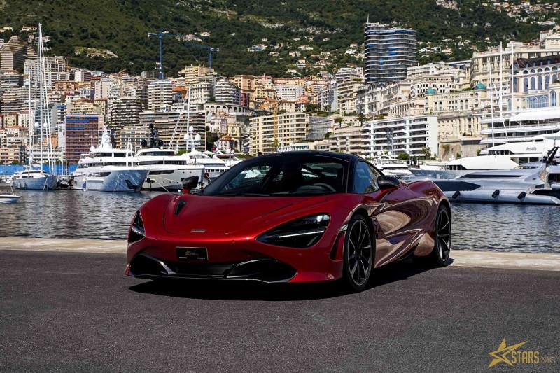 Photo 6 de l'offre de MCLAREN 720S 4.0 V8 BITURBO 720CH PERFORMANCE à 225000€ chez Stars Monte Carlo