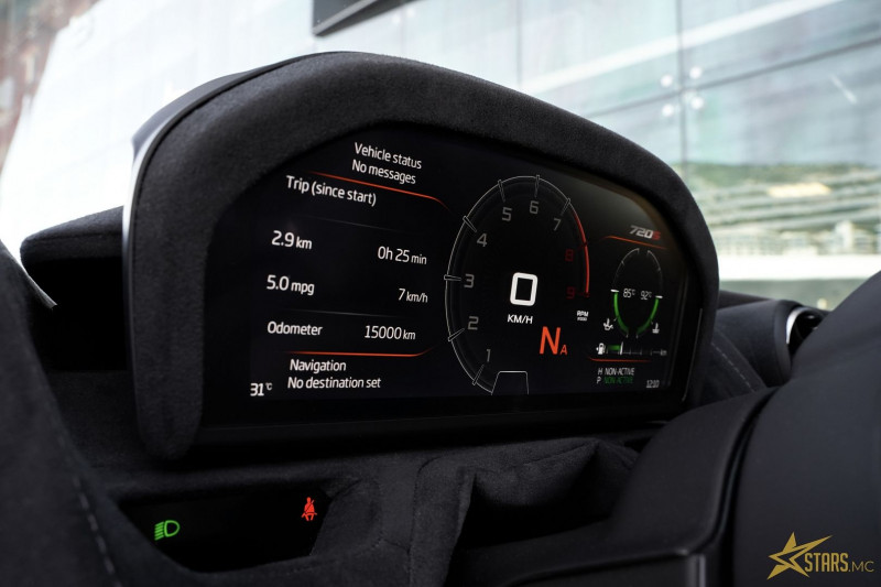 Photo 17 de l'offre de MCLAREN 720S 4.0 V8 BITURBO 720CH PERFORMANCE à 225000€ chez Stars Monte Carlo