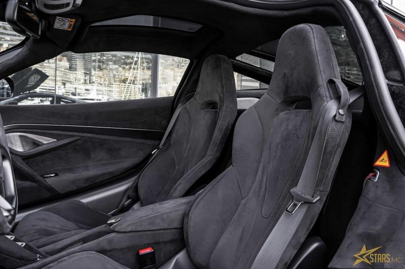 Photo 13 de l'offre de MCLAREN 720S 4.0 V8 BITURBO 720CH PERFORMANCE à 225000€ chez Stars Monte Carlo