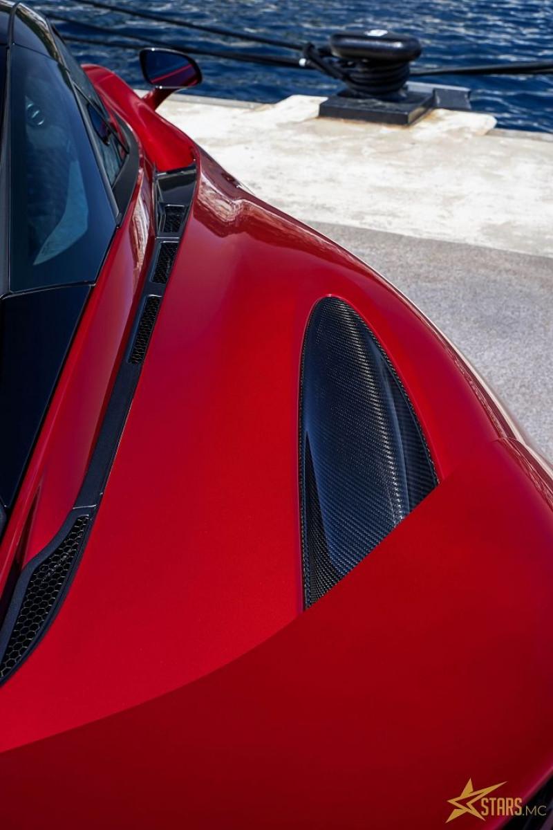 Photo 22 de l'offre de MCLAREN 720S 4.0 V8 BITURBO 720CH PERFORMANCE à 225000€ chez Stars Monte Carlo