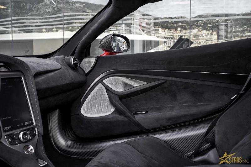 Photo 14 de l'offre de MCLAREN 720S 4.0 V8 BITURBO 720CH PERFORMANCE à 225000€ chez Stars Monte Carlo