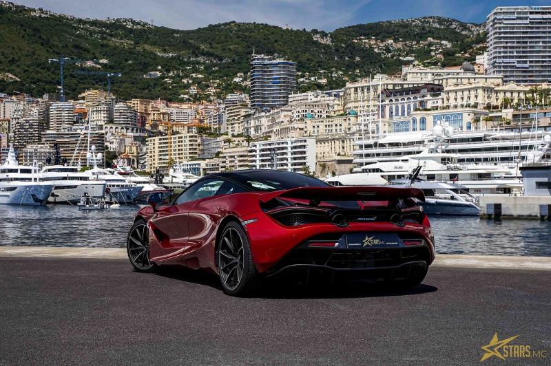 Photo 8 de l'offre de MCLAREN 720S 4.0 V8 BITURBO 720CH PERFORMANCE à 225000€ chez Stars Monte Carlo