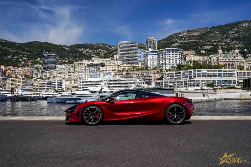 Photo 7 de l'offre de MCLAREN 720S 4.0 V8 BITURBO 720CH PERFORMANCE à 225000€ chez Stars Monte Carlo