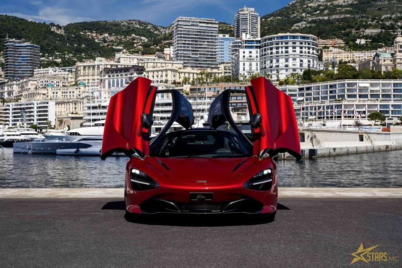 Photo 5 de l'offre de MCLAREN 720S 4.0 V8 BITURBO 720CH PERFORMANCE à 225000€ chez Stars Monte Carlo