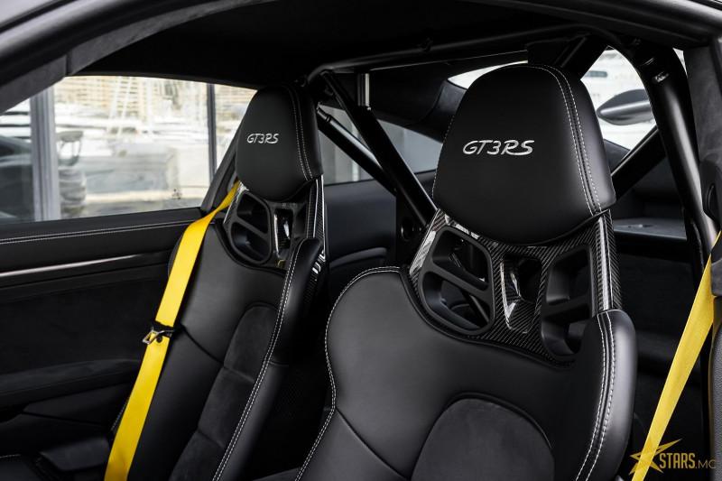 Photo 10 de l'offre de PORSCHE 911 COUPE (991) 4.0 500CH PDK GT3 RS à 185991€ chez Stars Monte Carlo