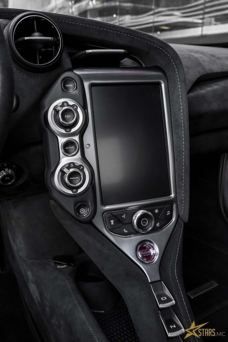 Photo 18 de l'offre de MCLAREN 720S 4.0 V8 BITURBO 720CH PERFORMANCE à 225000€ chez Stars Monte Carlo