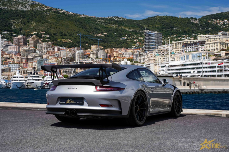 Photo 8 de l'offre de PORSCHE 911 COUPE (991) 4.0 500CH PDK GT3 RS à 185991€ chez Stars Monte Carlo