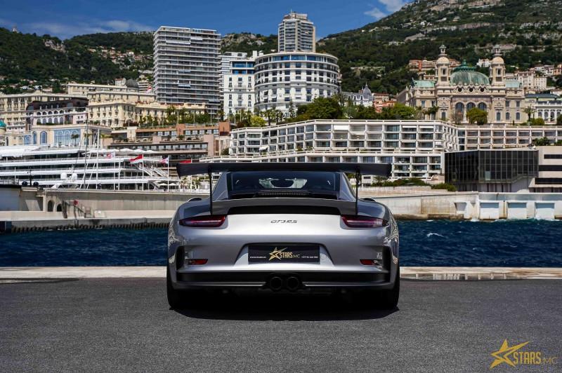 Photo 7 de l'offre de PORSCHE 911 COUPE (991) 4.0 500CH PDK GT3 RS à 185991€ chez Stars Monte Carlo