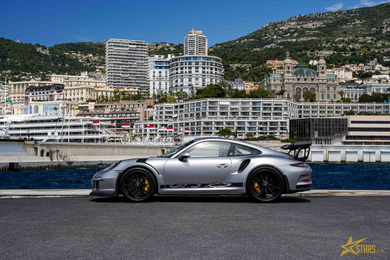 Photo 5 de l'offre de PORSCHE 911 COUPE (991) 4.0 500CH PDK GT3 RS à 185991€ chez Stars Monte Carlo