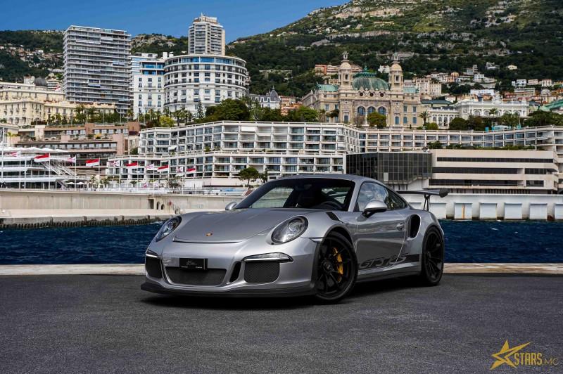 Porsche 911 COUPE (991) 4.0 500CH PDK GT3 RS Essence GRIS Occasion à vendre
