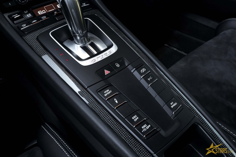 Photo 15 de l'offre de PORSCHE 911 COUPE (991) 4.0 500CH PDK GT3 RS à 185991€ chez Stars Monte Carlo