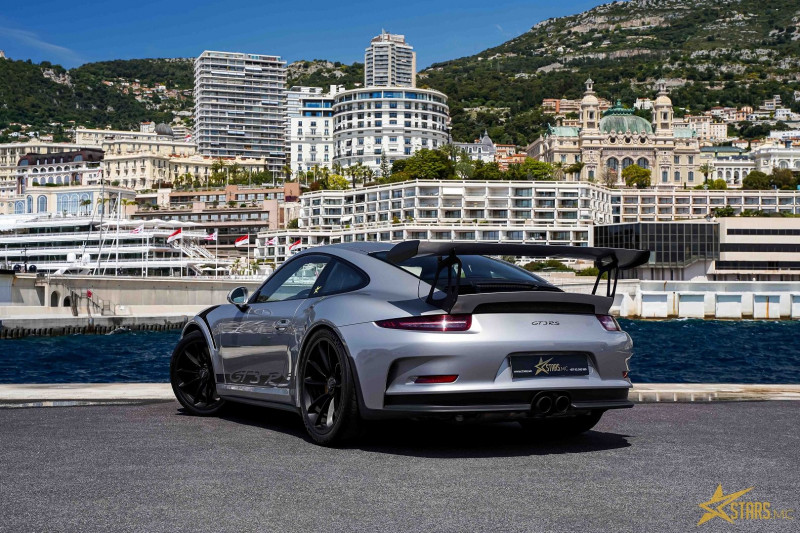 Photo 6 de l'offre de PORSCHE 911 COUPE (991) 4.0 500CH PDK GT3 RS à 185991€ chez Stars Monte Carlo