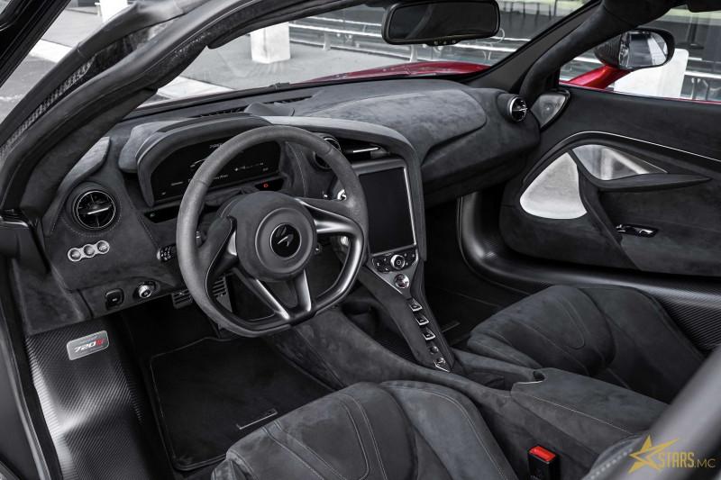 Photo 11 de l'offre de MCLAREN 720S 4.0 V8 BITURBO 720CH PERFORMANCE à 225000€ chez Stars Monte Carlo