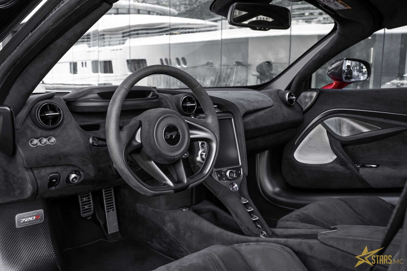 Photo 12 de l'offre de MCLAREN 720S 4.0 V8 BITURBO 720CH PERFORMANCE à 225000€ chez Stars Monte Carlo