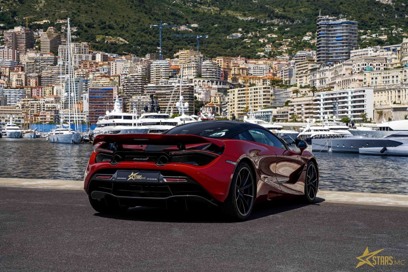 Photo 10 de l'offre de MCLAREN 720S 4.0 V8 BITURBO 720CH PERFORMANCE à 225000€ chez Stars Monte Carlo