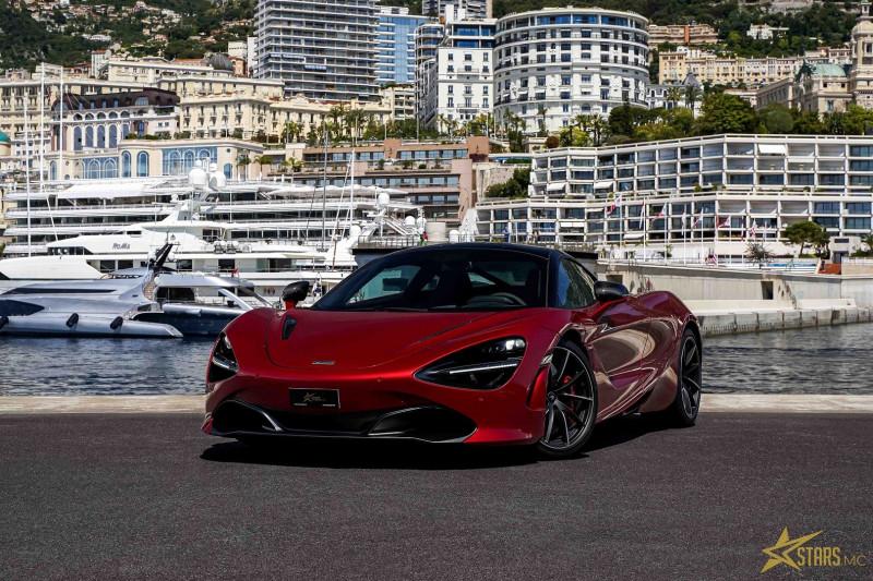 Photo 3 de l'offre de MCLAREN 720S 4.0 V8 BITURBO 720CH PERFORMANCE à 225000€ chez Stars Monte Carlo