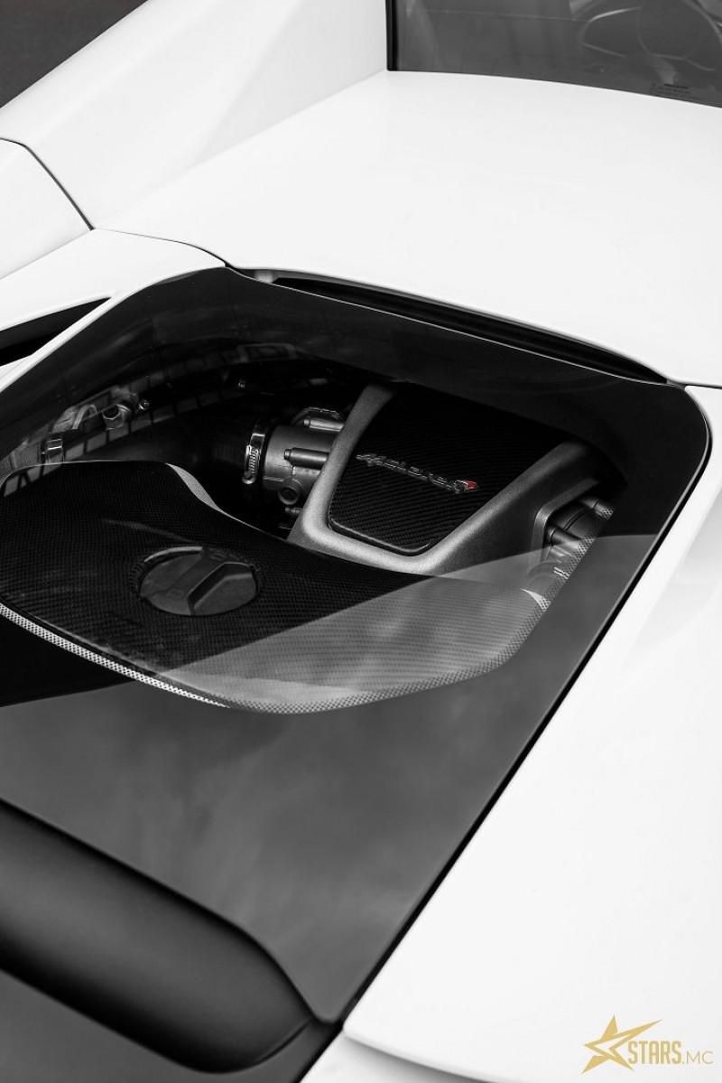 Photo 30 de l'offre de MCLAREN MP4 12C SPIDER 3.8 V8 BITURBO 625CH à 119000€ chez Stars Monte Carlo