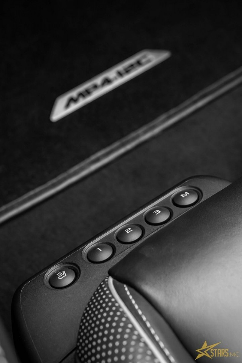 Photo 25 de l'offre de MCLAREN MP4 12C SPIDER 3.8 V8 BITURBO 625CH à 119000€ chez Stars Monte Carlo