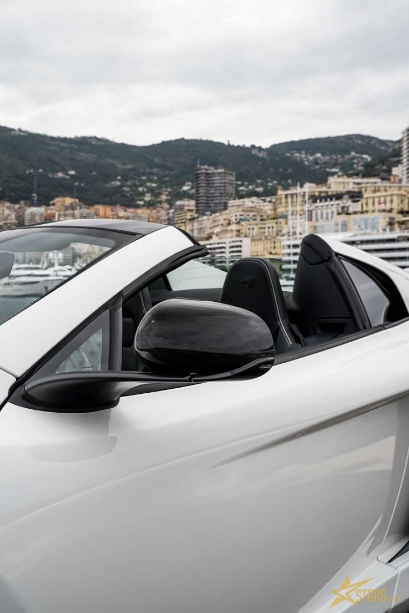 Photo 27 de l'offre de MCLAREN MP4 12C SPIDER 3.8 V8 BITURBO 625CH à 119000€ chez Stars Monte Carlo