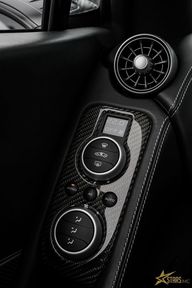 Photo 18 de l'offre de MCLAREN MP4 12C SPIDER 3.8 V8 BITURBO 625CH à 119000€ chez Stars Monte Carlo