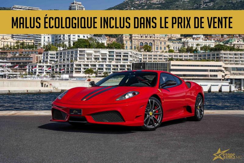 Ferrari F430 V8 4.3 SCUDERIA Essence ROUGE Occasion à vendre