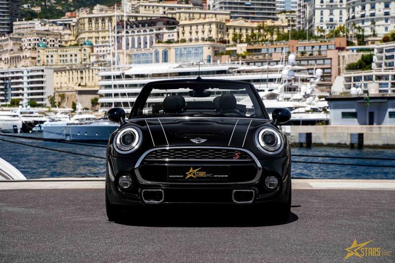 Photo 4 de l'offre de MINI CABRIO COOPER S 192CH CHILI BVA à 32890€ chez Stars Monte Carlo