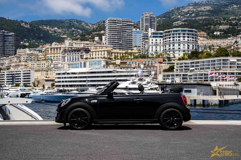 Photo 6 de l'offre de MINI CABRIO COOPER S 192CH CHILI BVA à 32890€ chez Stars Monte Carlo