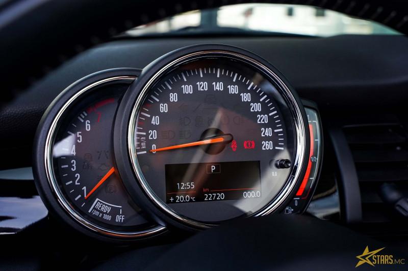 Photo 16 de l'offre de MINI CABRIO COOPER S 192CH CHILI BVA à 32890€ chez Stars Monte Carlo