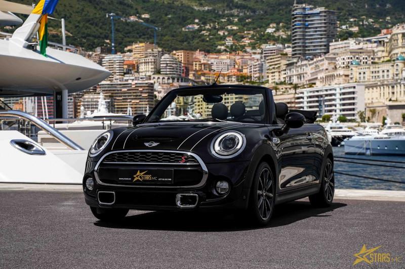 Photo 5 de l'offre de MINI CABRIO COOPER S 192CH CHILI BVA à 32890€ chez Stars Monte Carlo