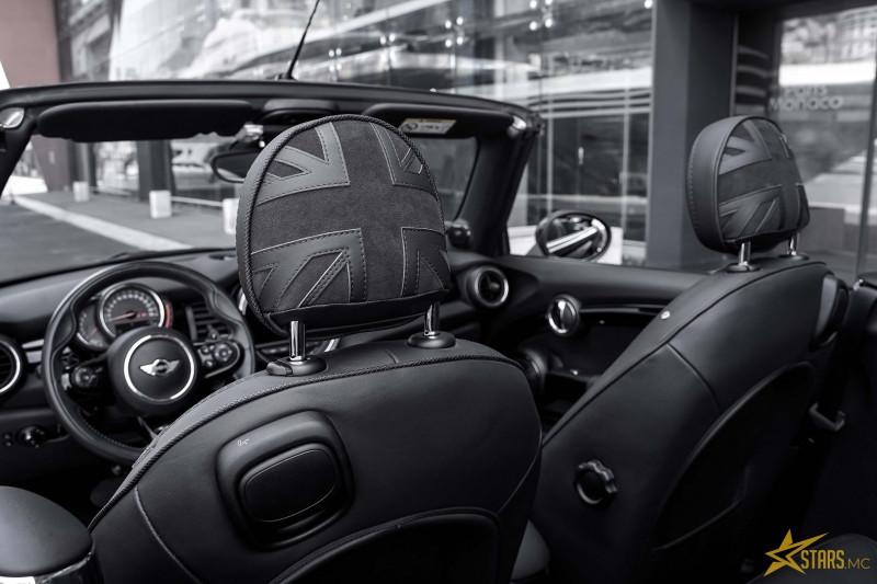 Photo 13 de l'offre de MINI CABRIO COOPER S 192CH CHILI BVA à 32890€ chez Stars Monte Carlo