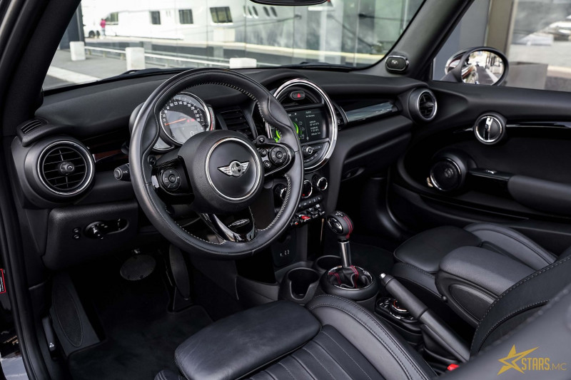 Photo 11 de l'offre de MINI CABRIO COOPER S 192CH CHILI BVA à 32890€ chez Stars Monte Carlo