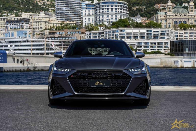 Photo 3 de l'offre de AUDI RS6 AVANT 4.0 V8 TFSI 600CH QUATTRO TIPTRONIC à 142000€ chez Stars Monte Carlo