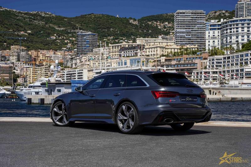 Photo 6 de l'offre de AUDI RS6 AVANT 4.0 V8 TFSI 600CH QUATTRO TIPTRONIC à 142000€ chez Stars Monte Carlo