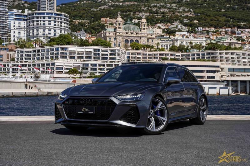 Photo 2 de l'offre de AUDI RS6 AVANT 4.0 V8 TFSI 600CH QUATTRO TIPTRONIC à 142000€ chez Stars Monte Carlo