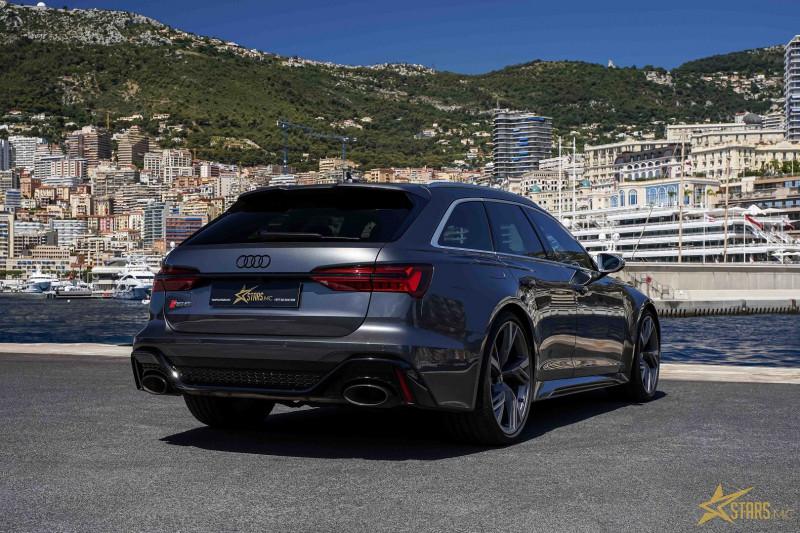 Photo 8 de l'offre de AUDI RS6 AVANT 4.0 V8 TFSI 600CH QUATTRO TIPTRONIC à 142000€ chez Stars Monte Carlo