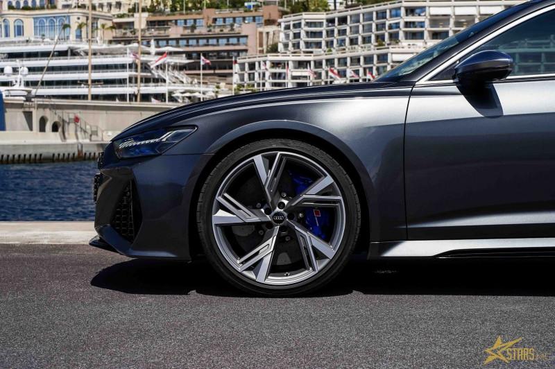 Photo 9 de l'offre de AUDI RS6 AVANT 4.0 V8 TFSI 600CH QUATTRO TIPTRONIC à 142000€ chez Stars Monte Carlo