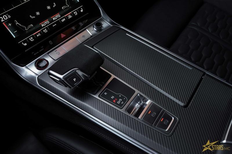 Photo 24 de l'offre de AUDI RS6 AVANT 4.0 V8 TFSI 600CH QUATTRO TIPTRONIC à 142000€ chez Stars Monte Carlo