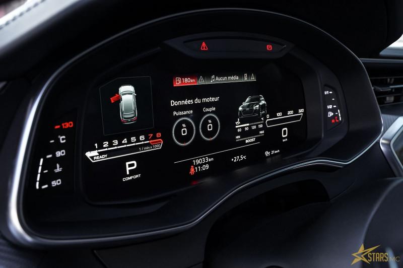 Photo 20 de l'offre de AUDI RS6 AVANT 4.0 V8 TFSI 600CH QUATTRO TIPTRONIC à 142000€ chez Stars Monte Carlo