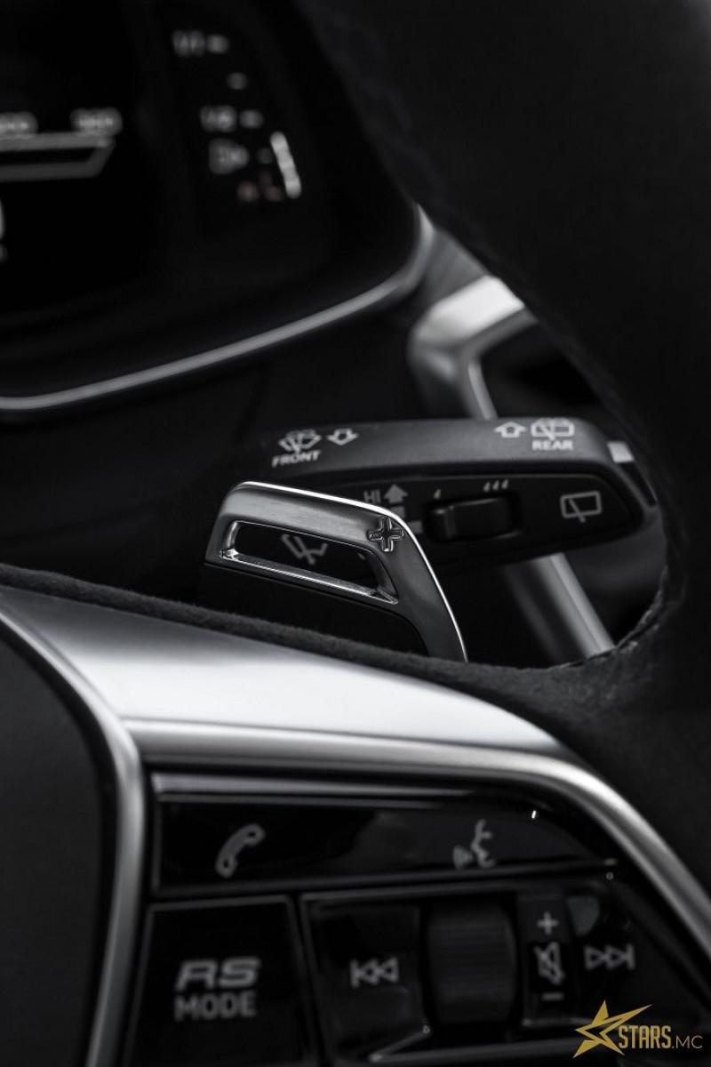 Photo 27 de l'offre de AUDI RS6 AVANT 4.0 V8 TFSI 600CH QUATTRO TIPTRONIC à 142000€ chez Stars Monte Carlo