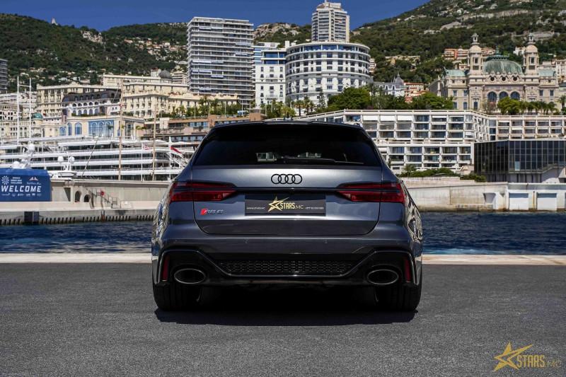 Photo 7 de l'offre de AUDI RS6 AVANT 4.0 V8 TFSI 600CH QUATTRO TIPTRONIC à 142000€ chez Stars Monte Carlo