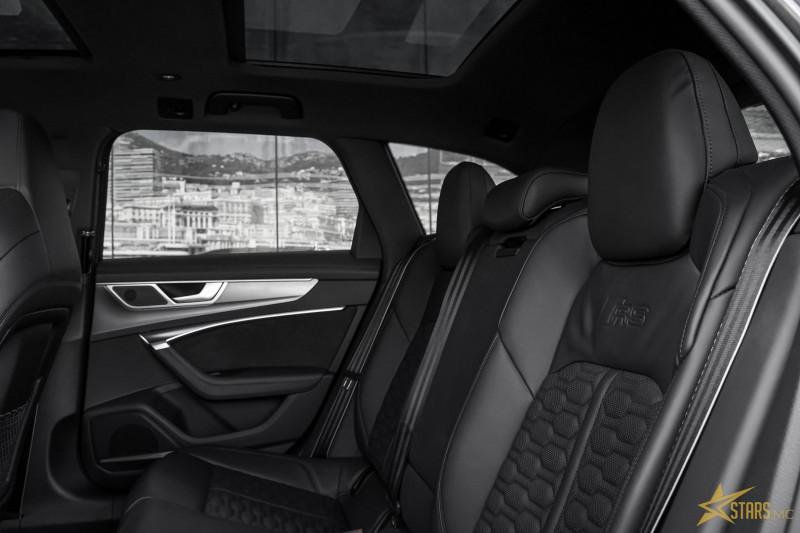 Photo 19 de l'offre de AUDI RS6 AVANT 4.0 V8 TFSI 600CH QUATTRO TIPTRONIC à 142000€ chez Stars Monte Carlo