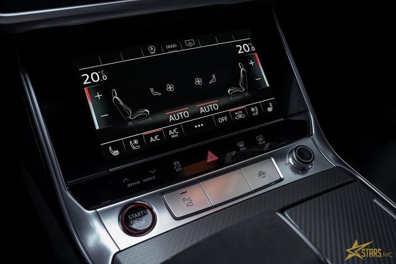 Photo 23 de l'offre de AUDI RS6 AVANT 4.0 V8 TFSI 600CH QUATTRO TIPTRONIC à 142000€ chez Stars Monte Carlo