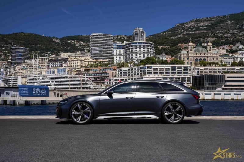 Photo 5 de l'offre de AUDI RS6 AVANT 4.0 V8 TFSI 600CH QUATTRO TIPTRONIC à 142000€ chez Stars Monte Carlo