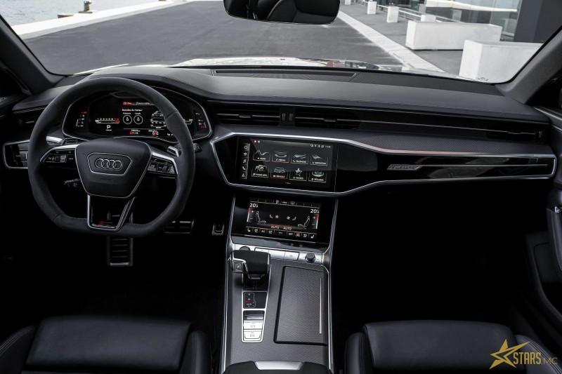 Photo 11 de l'offre de AUDI RS6 AVANT 4.0 V8 TFSI 600CH QUATTRO TIPTRONIC à 142000€ chez Stars Monte Carlo