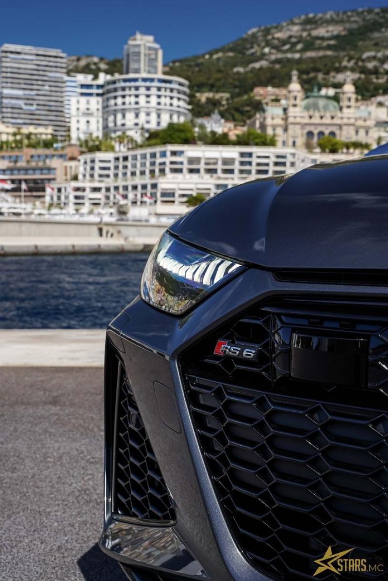 Photo 32 de l'offre de AUDI RS6 AVANT 4.0 V8 TFSI 600CH QUATTRO TIPTRONIC à 142000€ chez Stars Monte Carlo