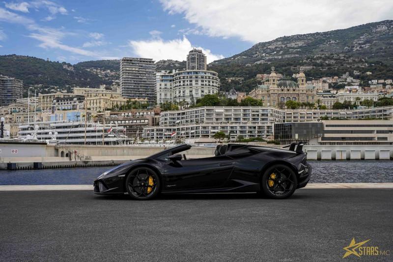 Photo 6 de l'offre de LAMBORGHINI HURACAN SPYDER LP 640-4 PERFORMANTE à 295640€ chez Stars Monte Carlo