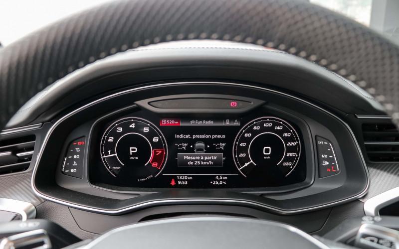 Photo 20 de l'offre de AUDI RS6 AVANT 4.0 V8 TFSI 600CH QUATTRO TIPTRONIC à 139000€ chez Stars Monte Carlo